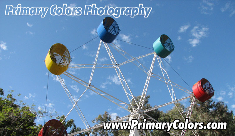 Primary Colors Photography